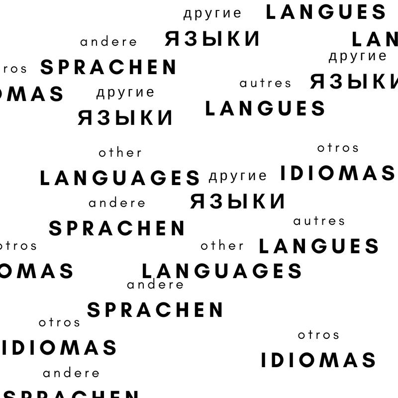 Sprachkurse und Sprachen lernen