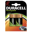 DURACELL Rechargeable C, Baby, 2200 mAh, 2 Stk., 26x26x50 mm