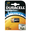 DURACELL Ultra M3 Photo CR123A, 3.0 V, 1 Stk., 16x16x34 mm