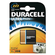 DURACELL Ultra M3 Photo 223, 6.0 V, 1 Stk., 36x35x19 mm