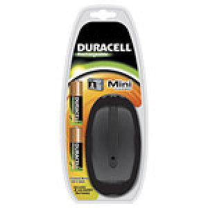 DURACELL CEF 20, Ladegerät Mini Charger