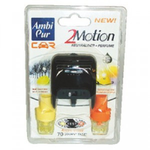AMBI PUR 2Motion Arctic Drive, Car Starter