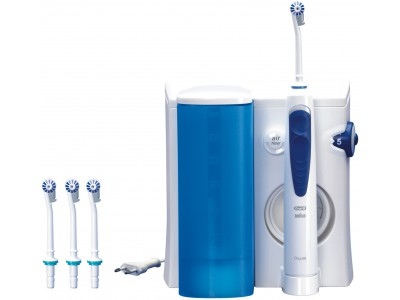 ORAL-B ProfessionalCare OxyJet, Akku, 600 ml