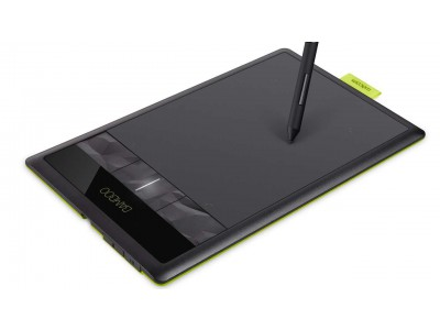 WACOM Bamboo Pen & Touch, 147x92 mm, 4 Tasten