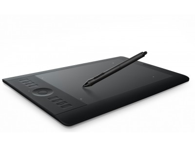 WACOM Intuos5 Touch L, A4 Wide, 325x203 mm, 8 Tasten