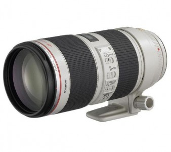 CANON EF 70-200 mm / 4.0 L IS USM