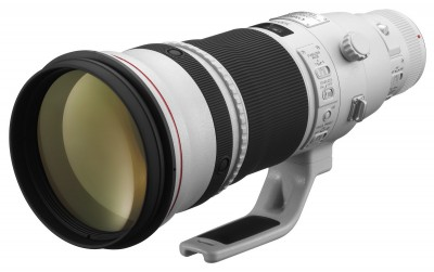 CANON EF 500 mm / 4.0 L IS II USM
