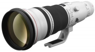 CANON EF 600 mm / 4.0 L IS II USM
