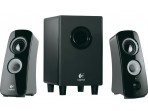 LOGITECH Z323, 2.1, 30 W, 18 W, Cinch/3.5 mm, Speaker System