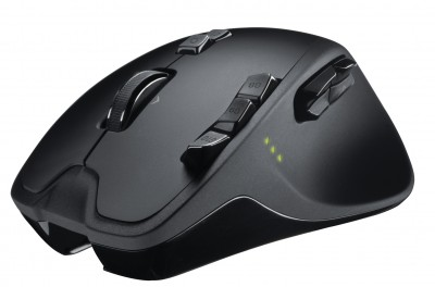 LOGITECH G700, Wireless Gaming Mouse
