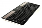 LOGITECH K750, Wireless Keyboard, 2.4 GHz, Unifying, USB, Solarbetrieben