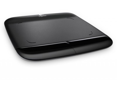 LOGITECH Wireless TouchPad, 2.4 GHz, Unifying, USB, 2x AA