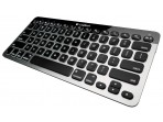 LOGITECH K811 for Mac Wireless Illuminated Keyboard, Bluetooth, Akku