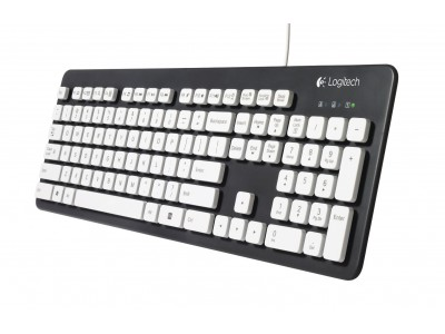 LOGITECH K310 Washable Keyboard, USB