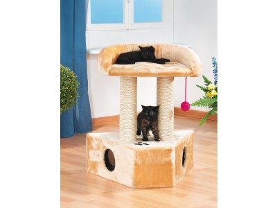 swisspet wand kratzbaum samanta 41x61x68 cm 10 35 cm m10 kratzb ume dil k lin non food. Black Bedroom Furniture Sets. Home Design Ideas