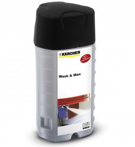 KÄRCHER Plug 'n' Clean Wash & Wax, 1.0 l