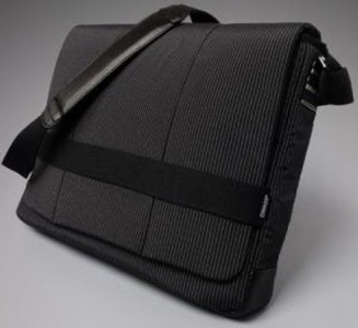 COVERIZED Tailor Messenger Bag, Thin Line