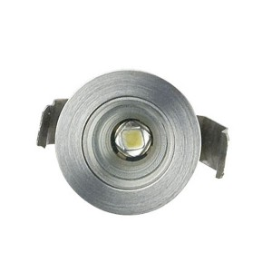 ARTECTA Iowa 1, 1x 1 W LED warm-white, 18 mm, Aluminium, IP67