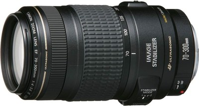 CANON EF 70-300 mm / 4.0-5.6 IS USM