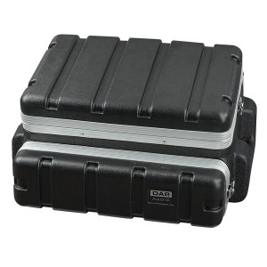 DAP ABS Mobile DJ case, 6HE, 2HE, 4HE