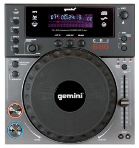GEMINI CDJ-600 CD-Player Standmodell