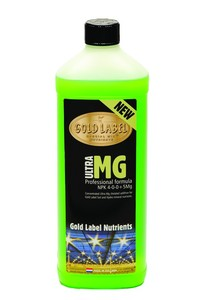 GOLD LABEL Ultra MG, 1.0 l, Dünger; Zusatz, Mg/N