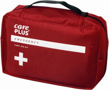 CARE PLUS Home&Holiday Emergency, Erste Hilfe Set, 1 Set