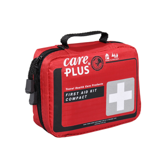 CARE PLUS Home&Holiday Compact, Erste Hilfe Set, 14-tlkg., 1 Set, 0.235 kg