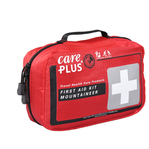 CARE PLUS Outdoor&Sport Mountaineer, Erste Hilfe Set, 31-tlg., 1 Set, 0.871 kg