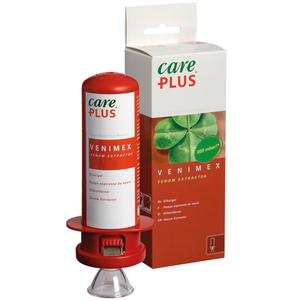 CARE PLUS Venimex, Giftabsauger, 800 mbar, 1 Set, 0.145 kg