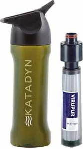 KATADYN Katadyn MyBottle Purifier, 0.8/0.56 l, 100 l, 0.2 mikron, 1 Person, 1 Set