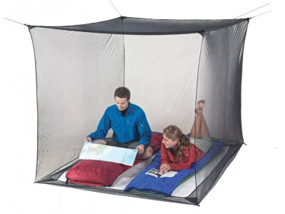 SEA TO SUMMIT Mosquito Box Net Double, ohne, 2 P., 2.2x1.7x1.8 m, 673 g