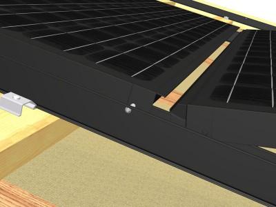 Megasol M250 60 B Nicer 250 W 8 8 A Solarpanels Dil