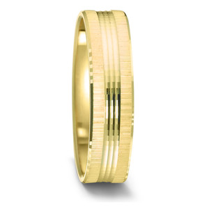 Partnerring 375/9 K Gelbgold