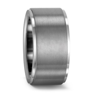 Partnerring Titan, 10 mm, MSt; 2 mm, 48/50/52/54/56/58/60/62/64/66/68/70