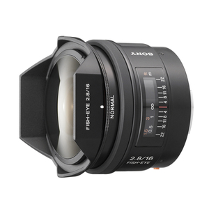 SONY 16 mm / 2.8 Fisheye